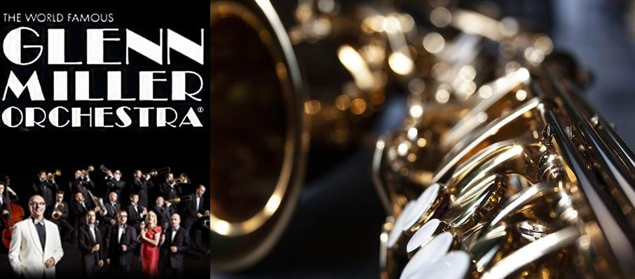 Glenn Miller Orchestra at Pikes Peak Center