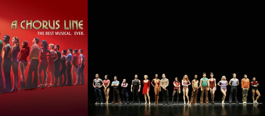 A Chorus Line at Pikes Peak Center