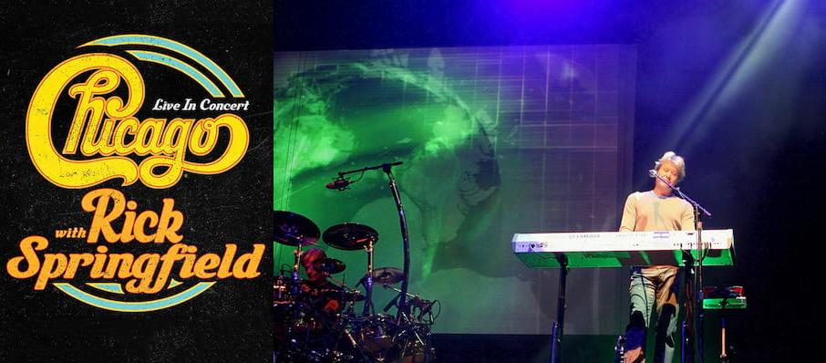 Chicago - The Band at Pikes Peak Center