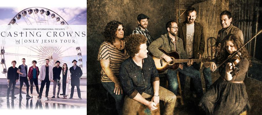 Casting Crowns at World Arena
