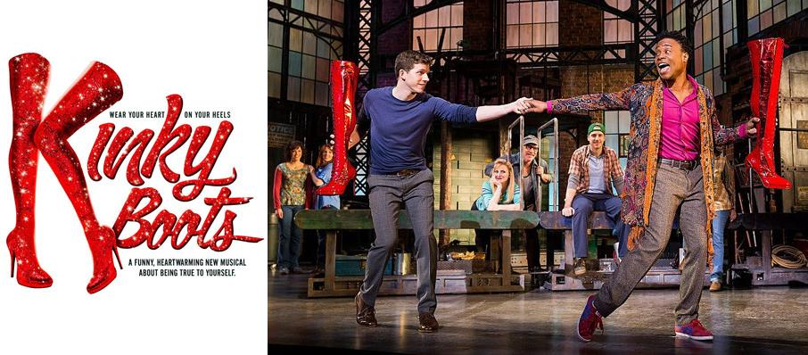Kinky Boots at Pikes Peak Center