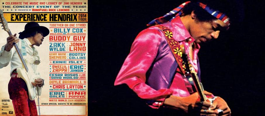 Experience Hendrix at Pikes Peak Center