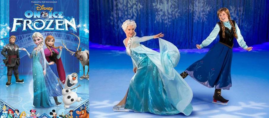 Disney On Ice: Frozen at World Arena