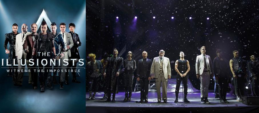 The Illusionists at Pikes Peak Center