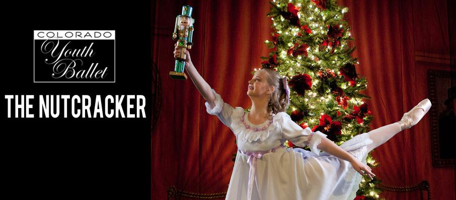 Colorado Youth Ballet - The Nutcracker at Pikes Peak Center