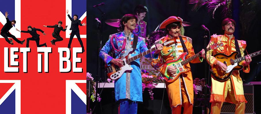 Let It Be: A Celebration Of The Music Of The Beatles at Pikes Peak Center
