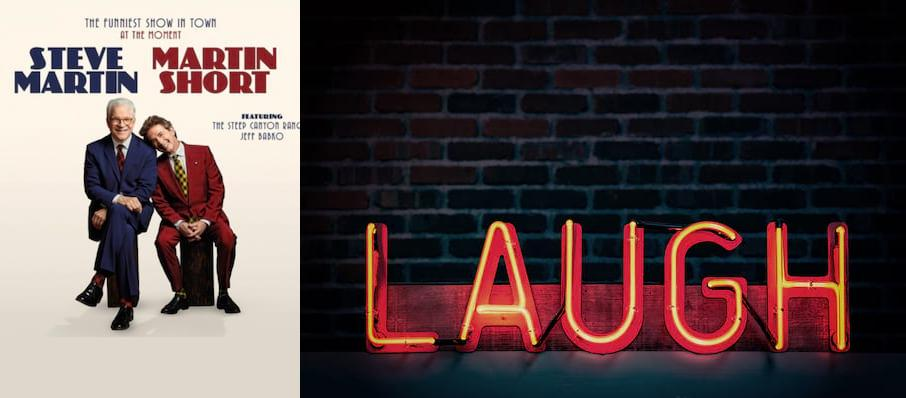 Steve Martin & Martin Short at Pikes Peak Center