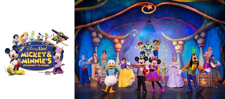 Disney Live! Mickey and Minnie's Doorway to Magic at Pikes Peak Center