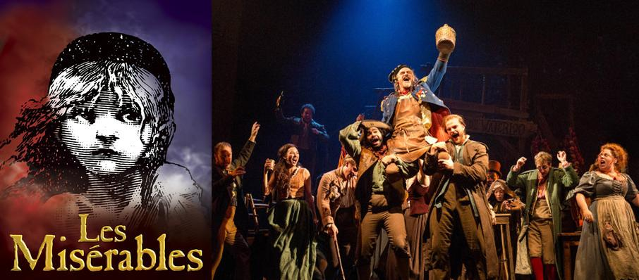 Les Miserables at Pikes Peak Center