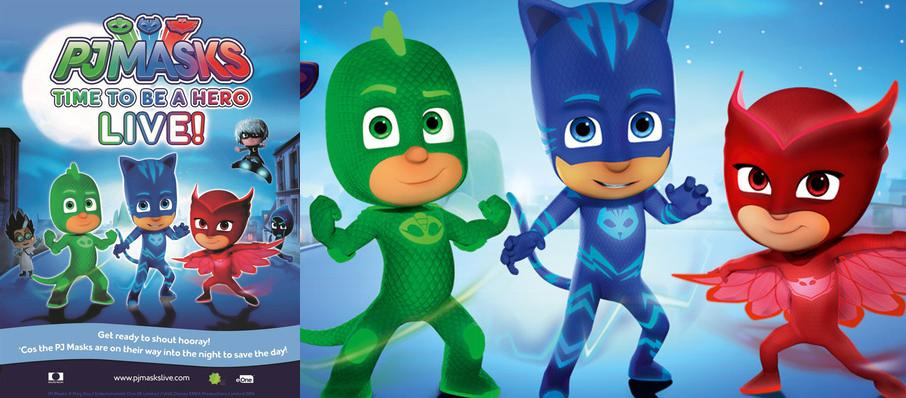 PJ Masks Live! Time To Be A Hero at Pikes Peak Center