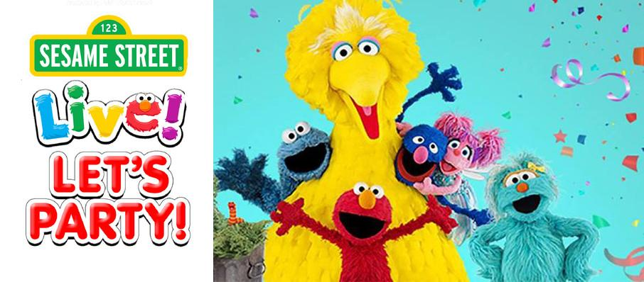 Sesame Street Live - Let's Party at Pikes Peak Center