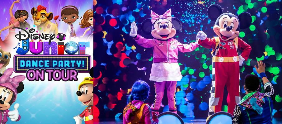 Disney Junior Live: Dance Party at Pikes Peak Center