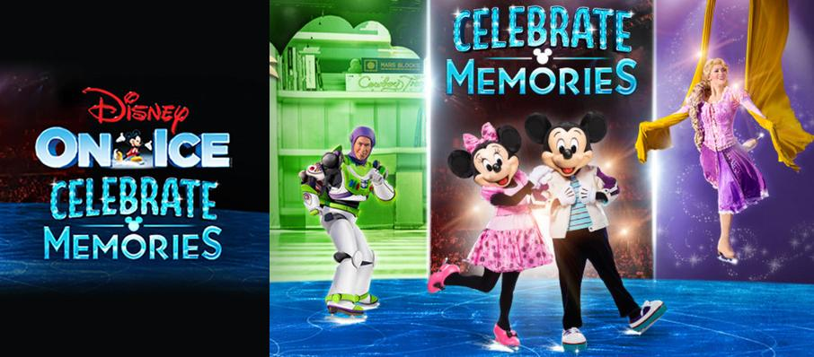 Disney On Ice: Celebrate Memories at World Arena