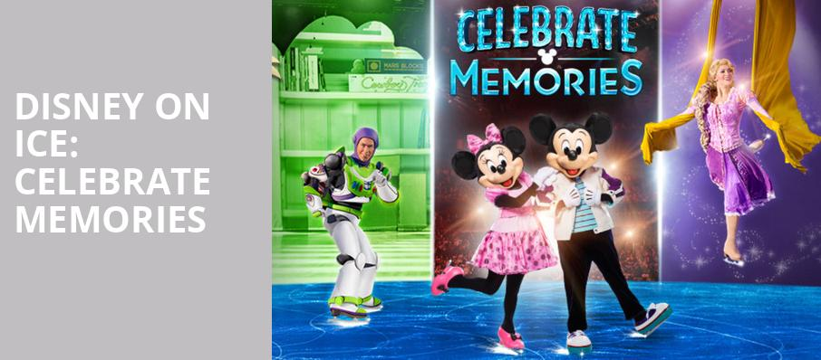 Disney On Ice Celebrate Memories, World Arena, Colorado Springs