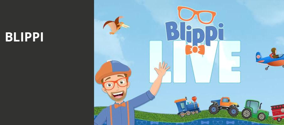 Blippi, Pikes Peak Center, Colorado Springs