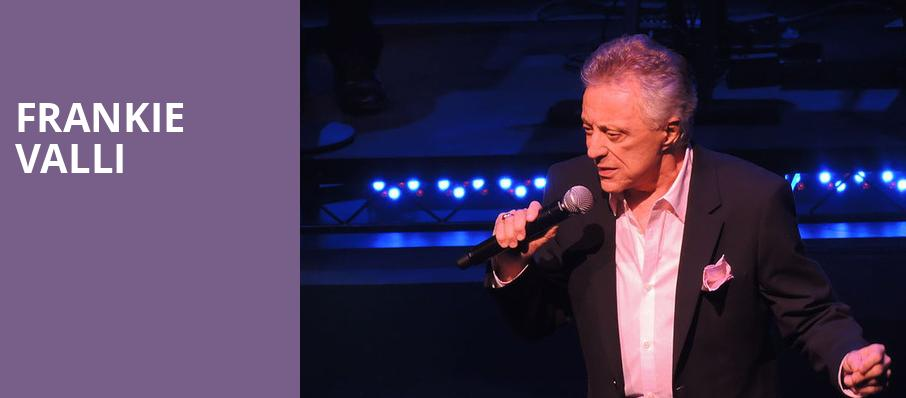 Frankie Valli, World Arena, Colorado Springs